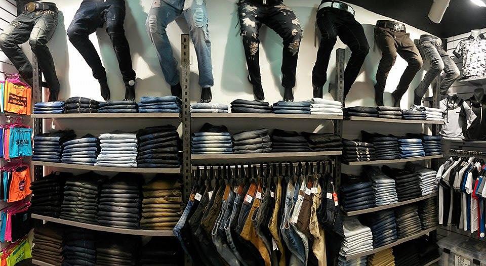 Un grand choix de jeans au meilleur rapport qualité/prix